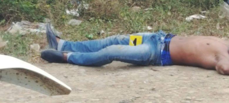 Matan hombre próximo a vertedero Hato del Yaque