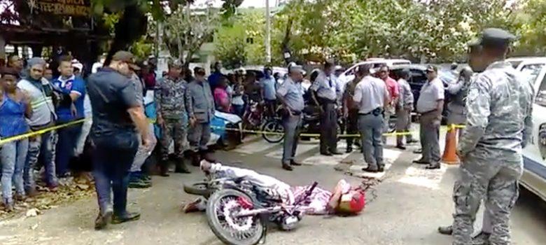 Matan a tiros motociclista en Los Jardines del Norte