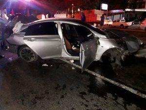 Dos muertos y dos heridos accidente próximo a Canabacoa