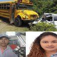 Investigan accidente donde murieron comunicador y su hijastra