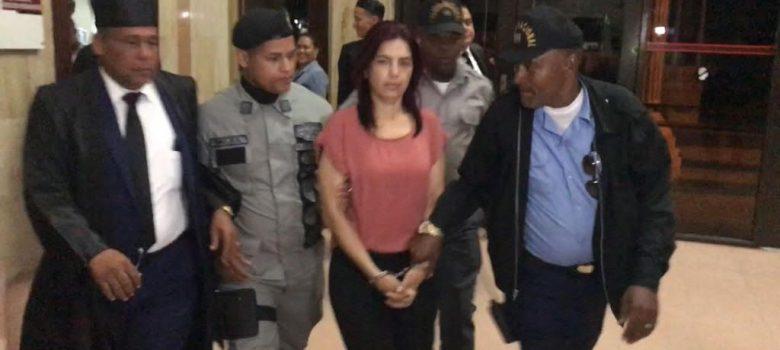 Dictan coerción mujer acusada agredir a Deyanira López