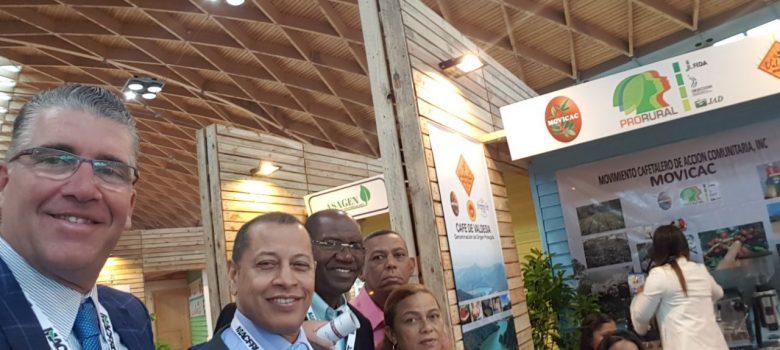 CONFENAGRO participa en Feria Internacional de Frutas en Italia