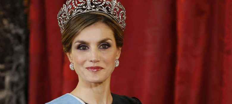 Reina Letizia de España llega este domingo