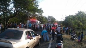 accidente sosua cabrete