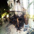 Desconocidos intenta quemar la casa de La Soga en Gurabo