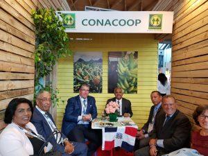 Confenagro refiere retos de Osmar Benítez al frente de Agricultura
