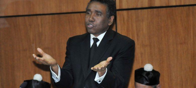 El senador Félix Bautista sancionado por los EEUU