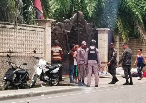 Califican ilegal desalojo Hogar Crea La Vega