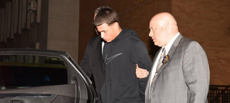 Arrestan siete por asesinato de Lesandro Guzmán Feliz(Junior)