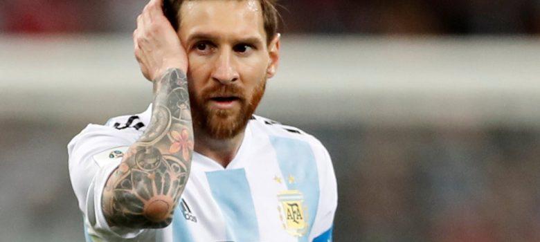Argentina cae ante Croacia