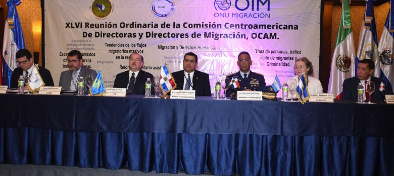 Desarrollan en el país reunión directores de migración de Centroamérica