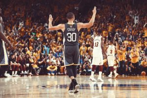 Warriors de Golden State vencen a Cleveland Cavaliers