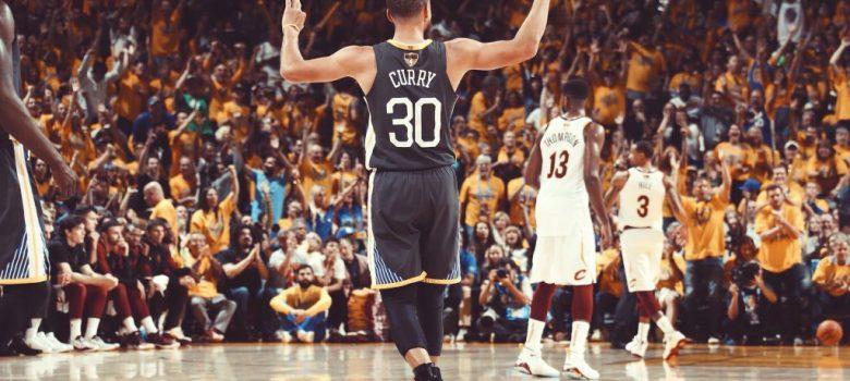 Warriors de Golden State vencen a Cleveland Cavaliers