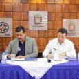 Unicaribe firma convenio para reducir riesgos y desastres en universidades