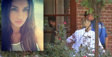 Encuentran muerta exconejita Playboy, Christina Carlin-Kraft