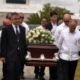 Sepultan restos de don Yoryi Pérez