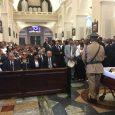 Medina asiste a misa por Monchy Rodríguez