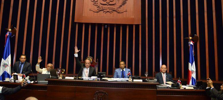 Senado convierte en ley proyecto Partidos, Agrupaciones y Movimientos Políticos