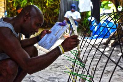 RD transfiere modelo para restauración de arrecifes de coral a Honduras