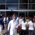 Conato de incendio afecta clínica Corominas