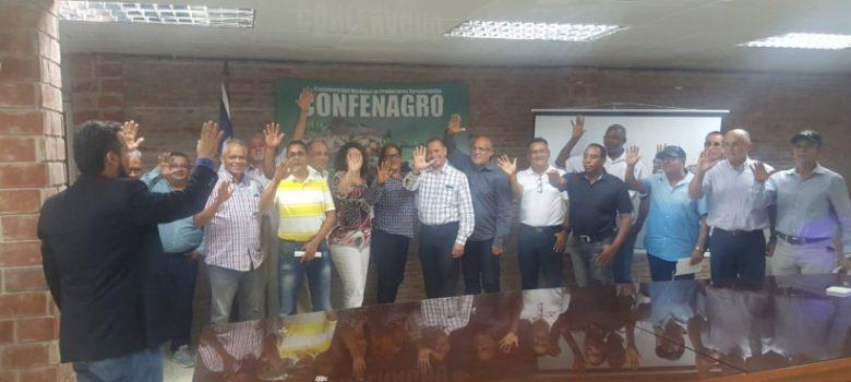 CONFENAGRO se compromete a promocionar agricultura orgánica en el país