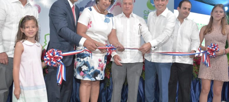Inauguran Expo Cibao 2018