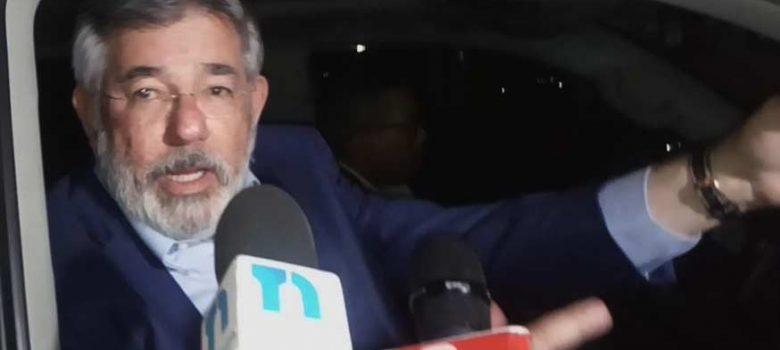 Llegó Díaz Rúa