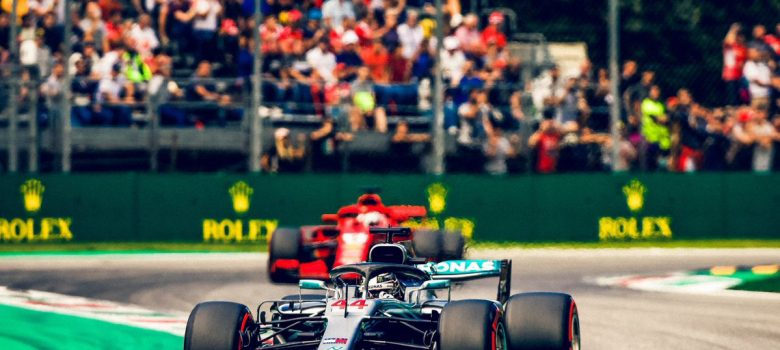 Hamilton gana el Gran Premio de Italia