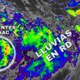 Onamet pronostica lluvias seguirán por remanentes Isaac
