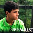 Conmoción por muerte de Albert Vásquez