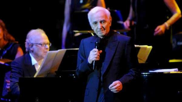 Muere Charles Aznavour