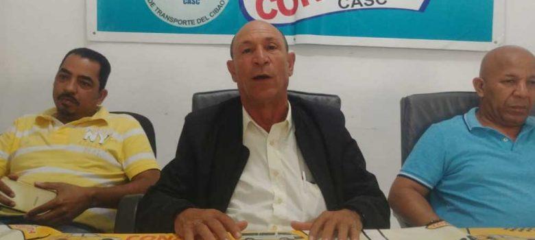 Conatra anuncia paralizará unidades en apoyo a paro del lunes