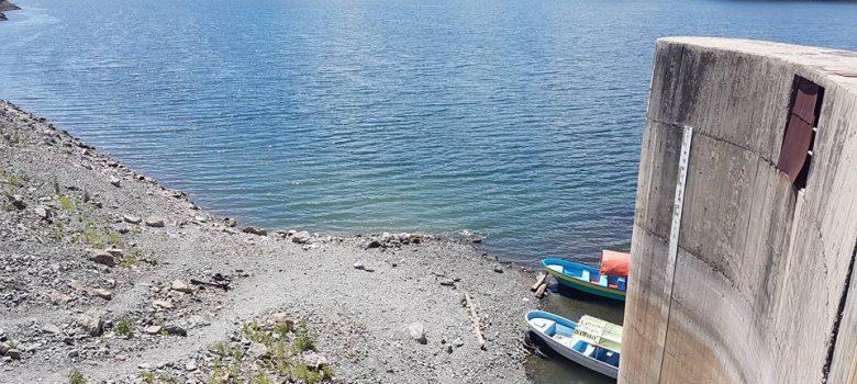 Sigue descenso agua en presa Tavera-Bao