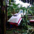 Cae avioneta de fumigación en Esperanza