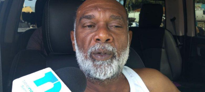 Patanista herido en Haití retorna a la RD