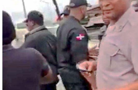 Policía Nacional suspende oficial tras incidente con ciudadano