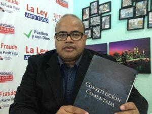 Abogado emplaza a no firmar el pacto migración