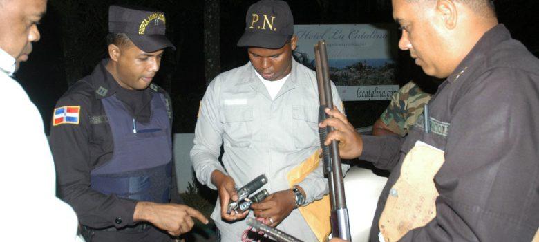 MIP y Policía Nacional realizan operativos simultáneo