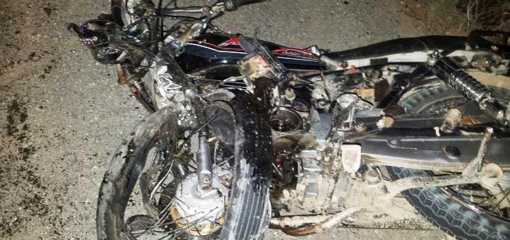 Cuatro muertos y dos heridos en accidentes de tránsito