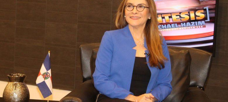 Carolina Mejía critica gasto corriente a favor del clientelismo