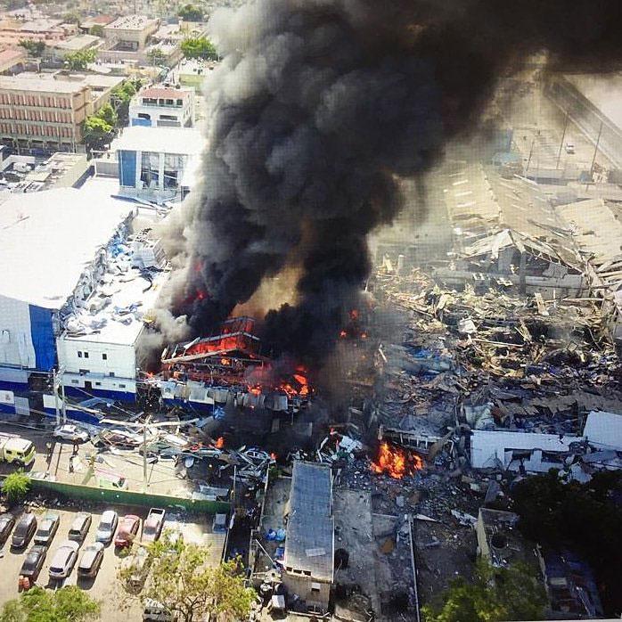 Confirman 4 muertos por explosión Villas Agrícolas