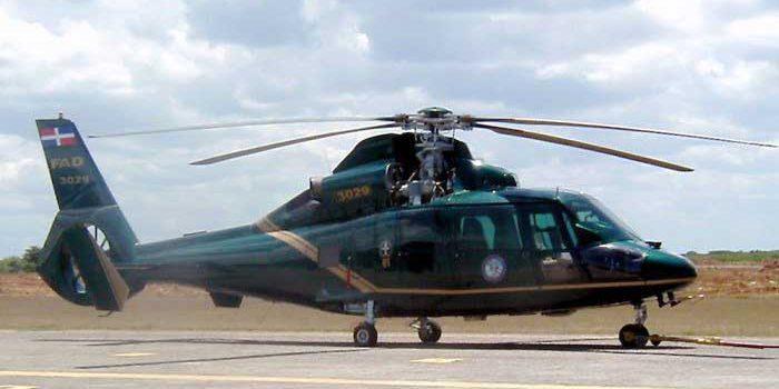 El IDAC explica helicóptero presidencial hizo aterrizaje preventivo