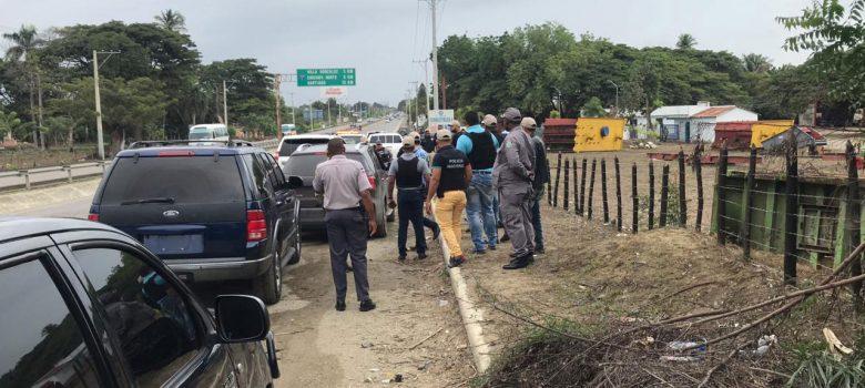 Familiares de comerciante piden autoridades lo desliguen caso prófugo