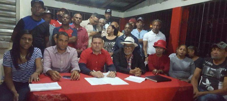 PRSC escoge candidato director Santiago Oeste