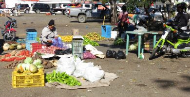 Mercado de Puerto Plata en abandono