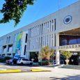 Lluvia saca de servicios acueductos Santiago y Villa González