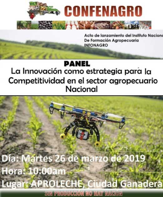 Afirma hay gran atraso en tecnología del agro en RD