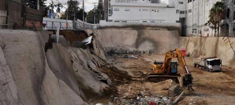 CODIA afirma deslizamiento fue por extracción alto volumen suelo