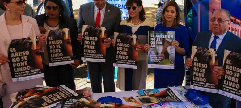 Desarrollan Feria de Seguridad Ciudadana en el Distrito Nacional