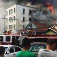 Fuego afecta vivienda paterna era de familia Balaguer Ricardo